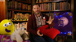 Tom Hardy Is As Dreamy As Ever In Latest CBeebies Story Time