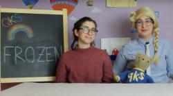 'Frozen' Is Feminist And Queer. Here's How To Help Kids Understand