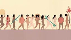 Esta artista visual ofrece una perspectiva más interconectada de la