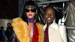 Rihanna And Lupita Nyong'o Say They'll Make The Movie Twitter Made
