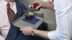 Se você gosta da sua comissária de bordo, não peça refrigerante
