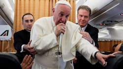 The Pope Rapping Meme Is Back And Better Than