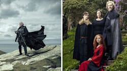 Family Has Epic 'Game Of Thrones'-Inspired Photo Shoot For Dad's