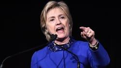 Hillary Clinton Rips Hackers, Blasts Media In A Single