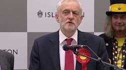 Jeremy Corbyn Demands Theresa May Resign As Prime
