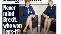 Daily Mail Hits Another Low With Sexist Front