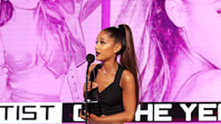 Ariana Grande Shows Her Support For Victims Of London