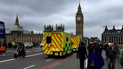 Man 'Jumps' Off Westminster Bridge Hours Before London Terror Attack
