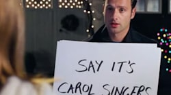 Andrew Lincoln Reveals What He Thinks Of His 'Love Actually'