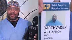 This Real-Life Darth Vader Works As A Force Of Good At A Tennessee