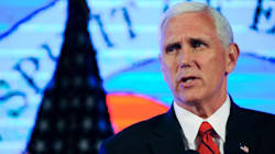 University Students Walk Out During Mike Pence's Commencement