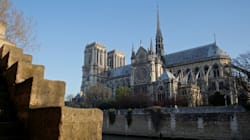 Notre Dame Panic As Man Shot After Trying To Attack Police With