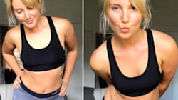 Fitness Blogger Posts Photos Of Stomach Fat Because 'It's Cool To Be