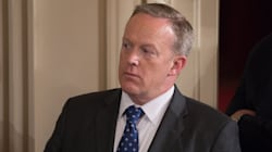 The Curious Tale Of Sean Spicer And The Mini-Fridge In The