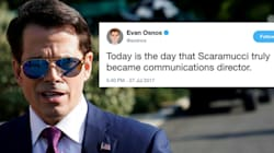 The Mooch Is Loose: Internet Explodes Over The New Yorker's Bombshell Scaramucci
