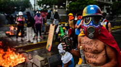 A Timeline Of Venezuela's Months Of Protests And Political