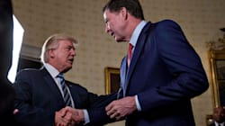 New York Times: Comey Fired Because He 'Could Bring Down A