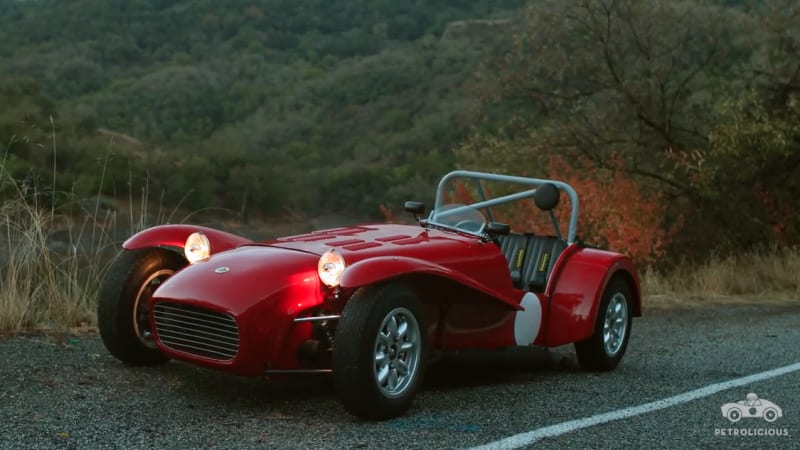 Lotus Super 7 >> A Lotus Super Seven Shows What Simple Beauty Means Autoblog