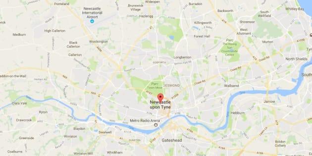 Prise d'otage dans un centre de recherche d'emploi à Newcastle