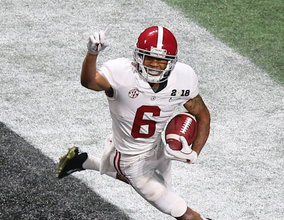 Alabama tops preseason poll for third straight year
