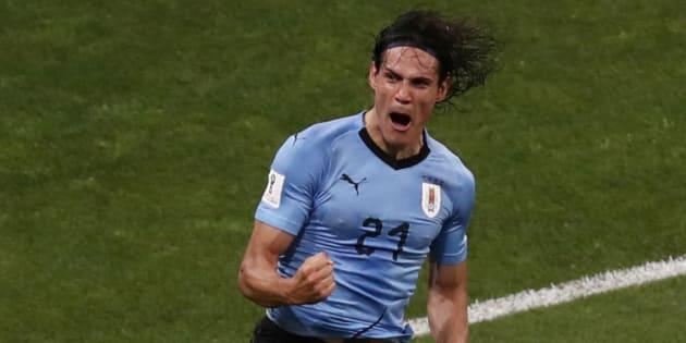 L'Uruguay élimine le Portugal et file en quarts de finale pour affronter les Bleus