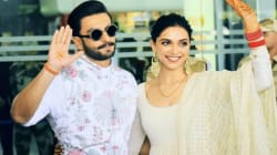 Deepika Padukone, Ranveer Singh Head To Bengaluru For Wedding