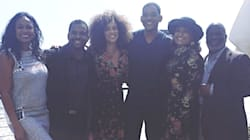 'Fresh Prince Of Bel-Air' Cast Reunites And It's The