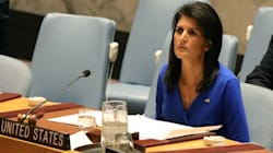 Nikki Haley Asks Russia 'How Many More Children Have To Die' After Syria Gas