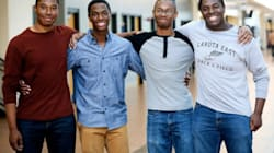 Each Of These Quadruplets Got Accepted Into Harvard And