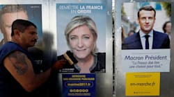 French Far-Right Leader Marine Le Pen Makes Final Two For Presidential