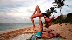 This Guy Proposed To His Girlfriend In The Middle Of A Yoga