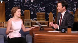Emma Watson Did The Worst Thing You Can Do On Jimmy Fallon's