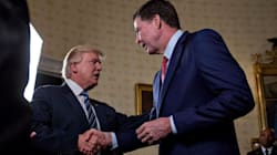 Donald Trump's Story About Why He Fired FBI Director James Comey Is Already Falling