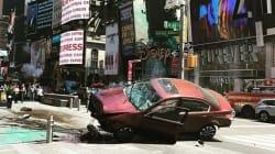 Car Runs Down More Than A Dozen Pedestrians In Times Square, Killing