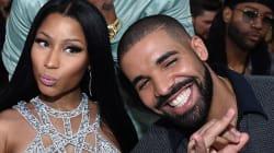 El reclamo de Nicki Minaj a Drake por no halagarla como lo hizo con Vanessa