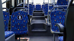 Islamophobes Mistake Empty Bus Seats For Burqa-Wearing