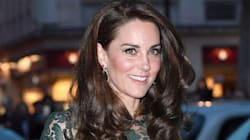 The Duchess Of Cambridge Takes A Style Cue From Her