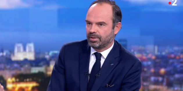 Sur France 2, Édouard Philippe a dit entendre la colère des gilets jaunes mais n'entend pas changer de cap