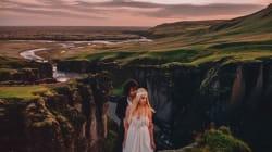 23 Iceland Wedding Photos So Dreamy, You'll Be Booking A Trip