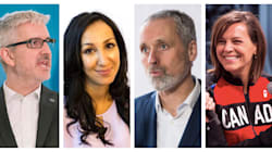 Les candidats vedettes de l'élection québécoise