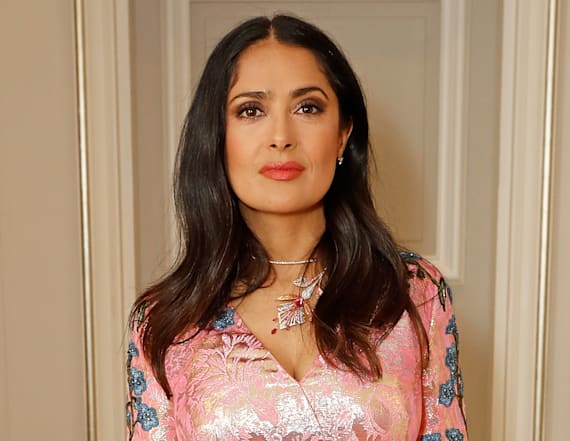 Salma Hayek pens harrowing Weinstein op-ed