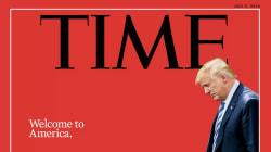A capa da Time é um resumo da triste política de imigração de