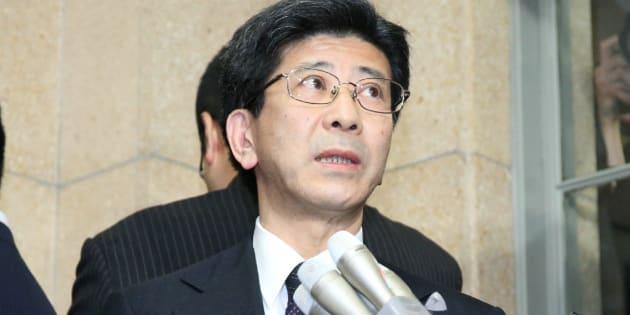 佐川宣寿・前国税庁長官