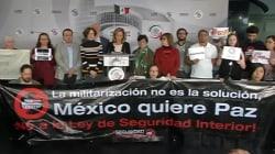 VIDEO: Las voces en contra de la Ley de Seguridad