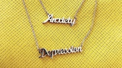 Mental Illness Necklaces Criticized For 'Romanticizing' Mental