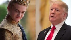 Pour Kit Harington, Donald Trump est le Joffrey de