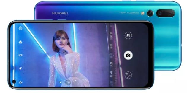 Le Huawei Nova 4