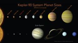 Descubren un nuevo sistema solar parecido al de la Tierra:
