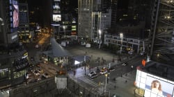 Toronto Squared: A Time-Lapse Video At Yonge And