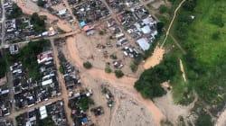 Colombia Landslide Kills At Least 154 People, Destroys